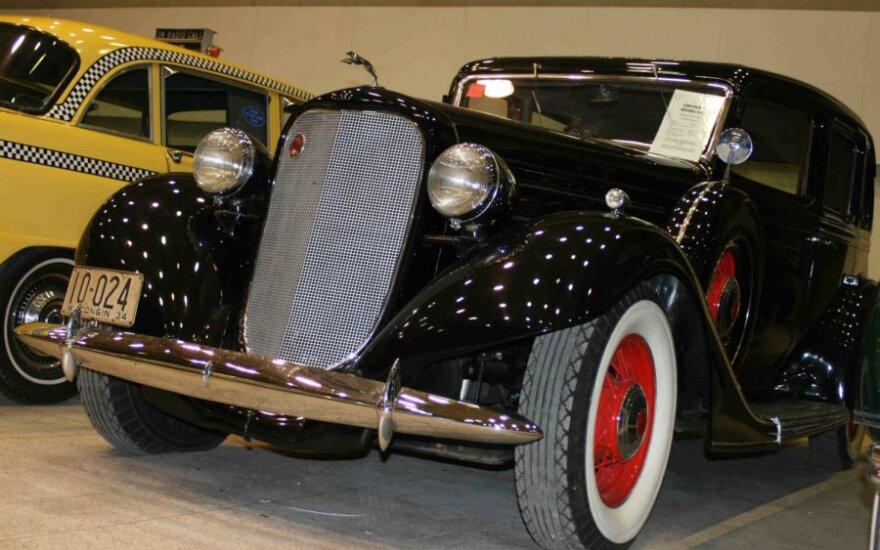 Музей антикварных автомобилей в Вильнюсе: дух роскоши и призрак Аль Капоне
