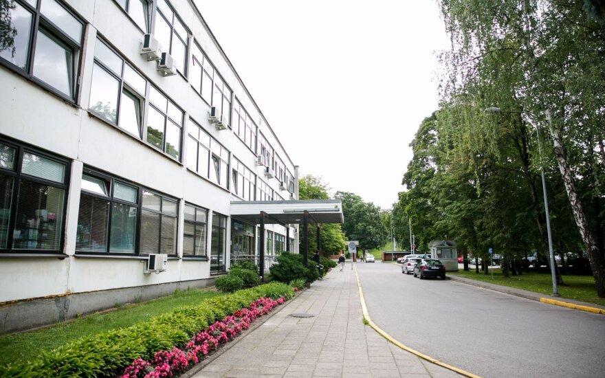 Из-за ситуации в Вильнюсской клинической больнице специалисты обратились в прокуратуру