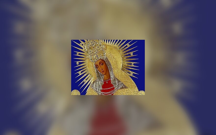 Остробрамская икона Божией Матери считается защитницей православных за рубежом.