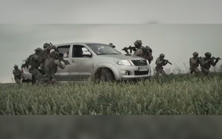 Polscy komandosi