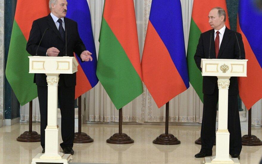Путин не исключил, что стороны не договорятся, а Лукашенко рассчитывает закрыть все вопросы