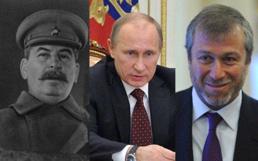 Илья Яшин: Путин хочет править, как Сталин, а жить, как Абрамович