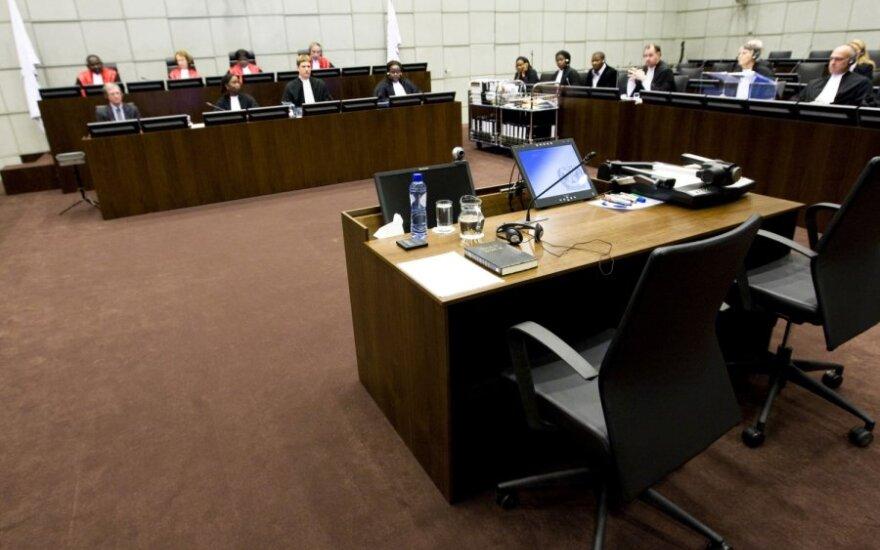 Двое лидеров боснийских сербов осуждены в Гааге