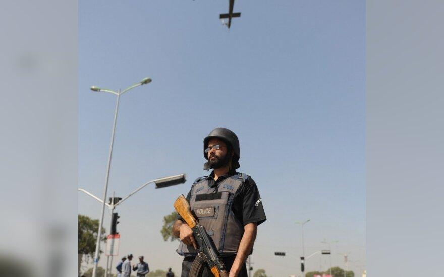 Взрыв в Пешаваре: число погибших достигло 105