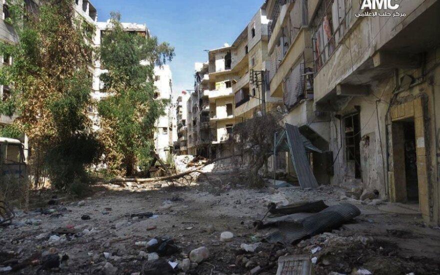 Сирийское химоружие, возможно, вывезут в Албанию