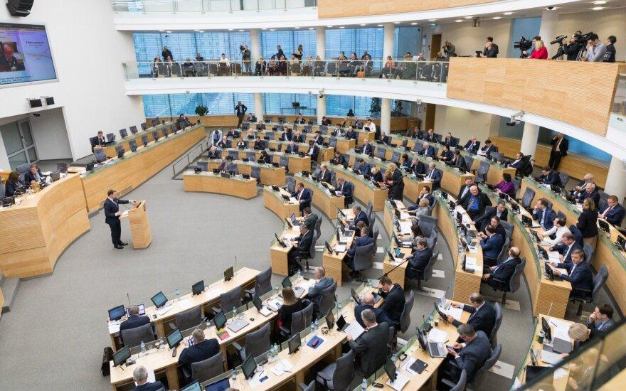 В мае в Литве пройдет референдум о сокращении числа парламентариев до 121