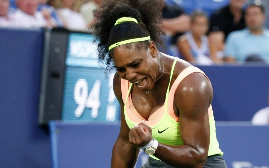 US Open: cерия Серены достигла 30 матчей, у Надаля — 750 побед за карьеру