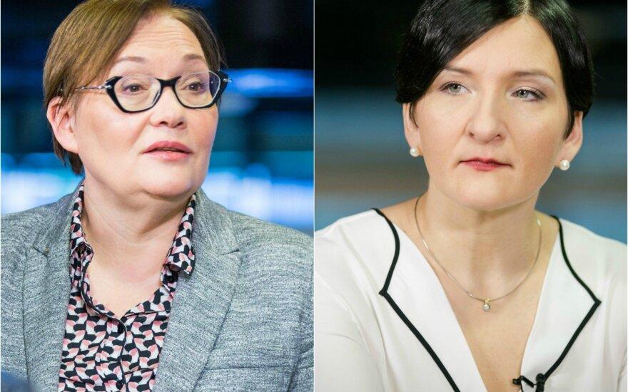 A. Maldeikienė, A. Landsbergienė