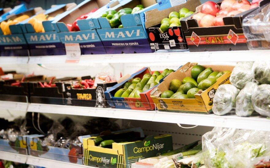Цены на литовские продукты: в дорогой стране ниже, чем в Литве