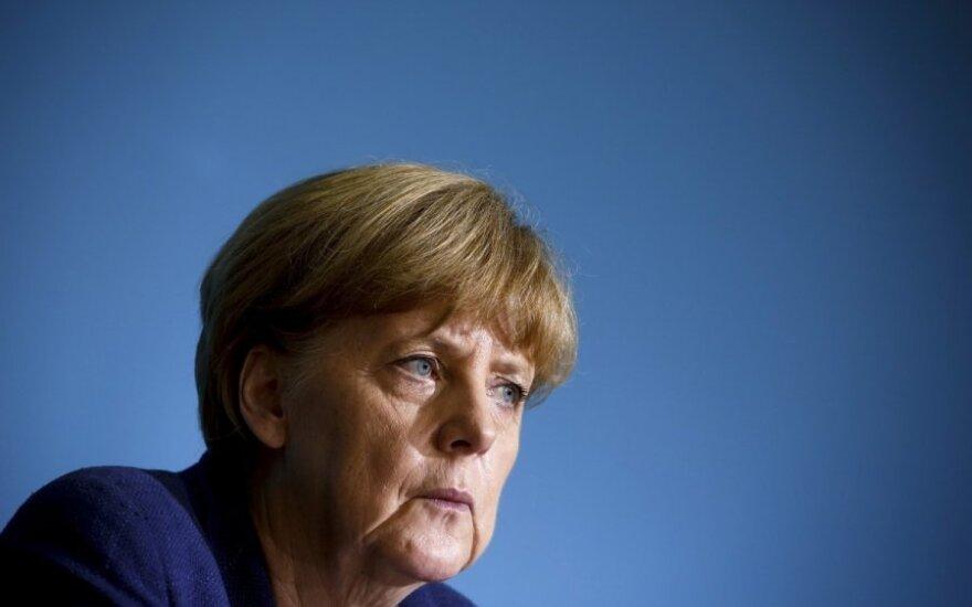 Меркель не планирует стать генсеком ООН