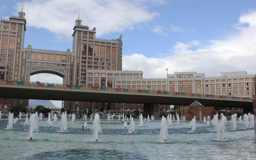 В Астане проходит встреча Лукашенко и Назарбаева