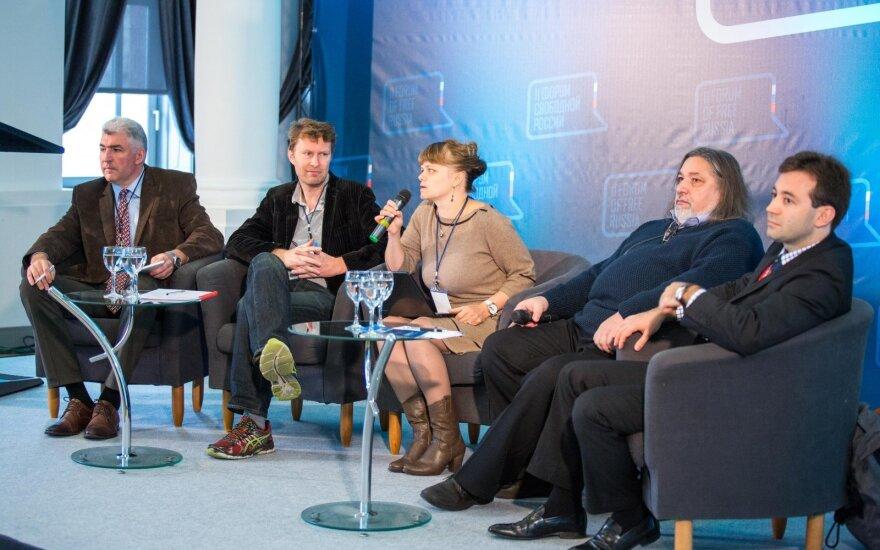 Участники Форума свободной России: нужны новые оппозиционные силы