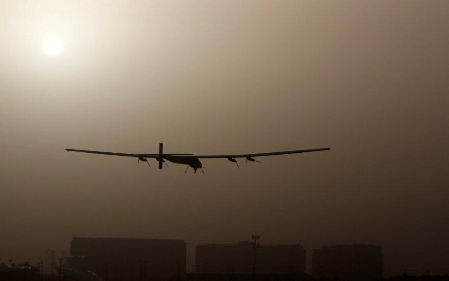 Saulės energijos varomas lėktuvas, Solar Impulse 2