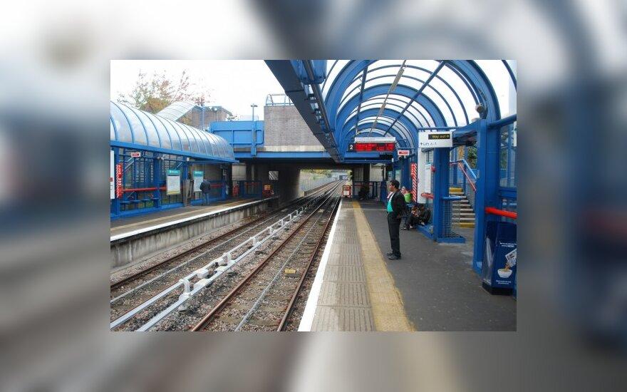 Лондонское метро охвачено забастовкой