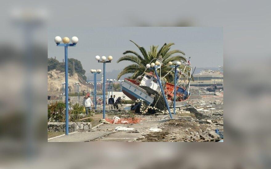 Землетрясение в Чили сократило земные сутки
