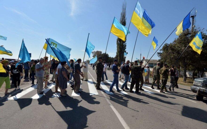 ЕС призвал к немедленному освобождению арестованных крымских татар