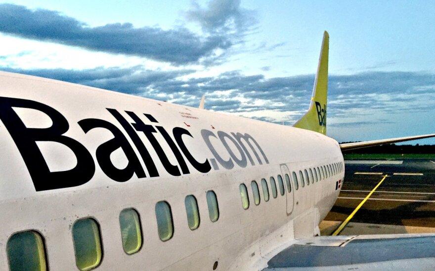 Латвия может потерять контрольный пакет акций авиакомпании airBaltic