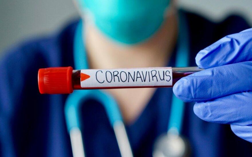 В Литве 11 новыx случаев заболевания коронавирусом