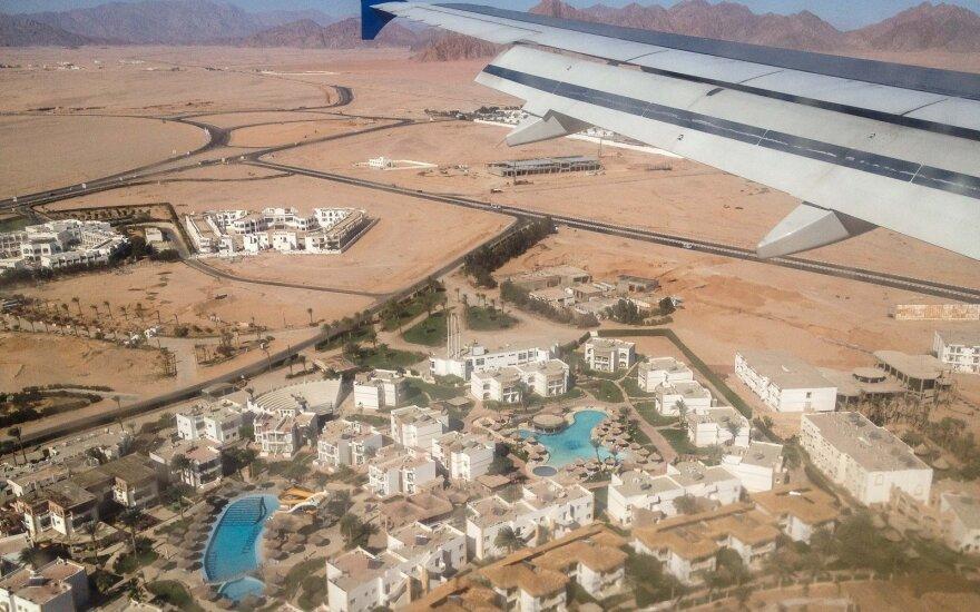 После консультаций с союзниками - рекомендация не отправляться в Шарм-эль-Шейх