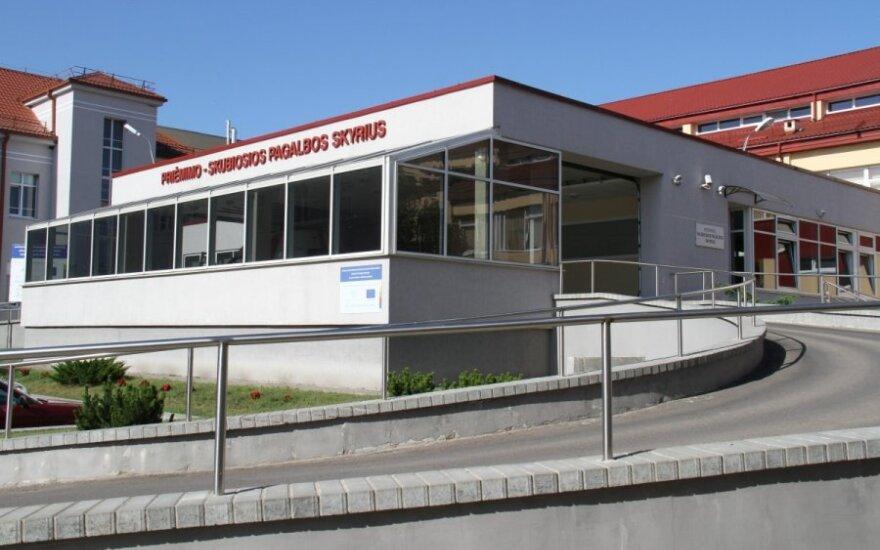 Alytaus apskrities S. Kudirkos ligoninėje atnaujintas priėmimo – skubios pagalbos skyrius (Alytaus apskrities S. Kudirkos ligoninės nuotrauka)