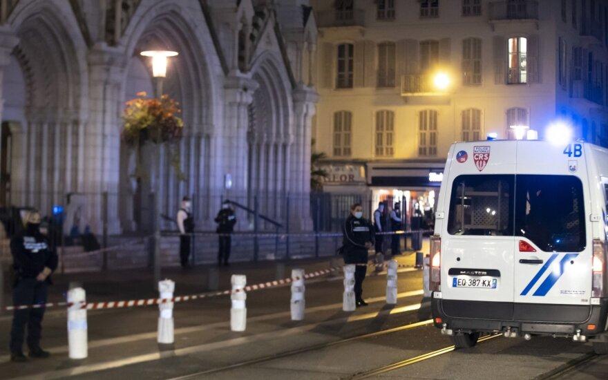 По делу о нападении в Ницце задержан третий подозреваемый