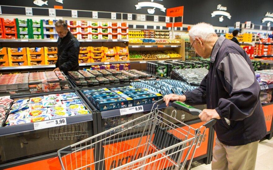 Официальная статистика: цены в Литве все еще одни из самых низких в Европе