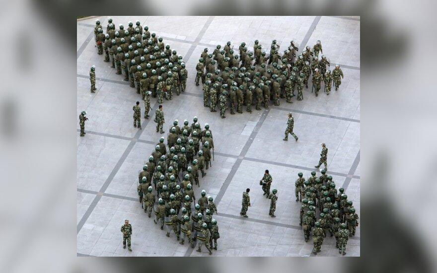 Китай потратит на свою армию $78 млрд.