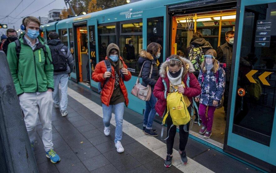 Коронавирус: в Германии новый пик заражений за сутки