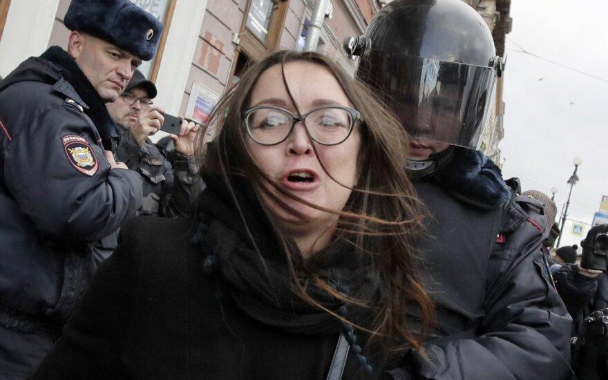 В Петербурге задержали подозреваемого в убийстве активистки Григорьевой
