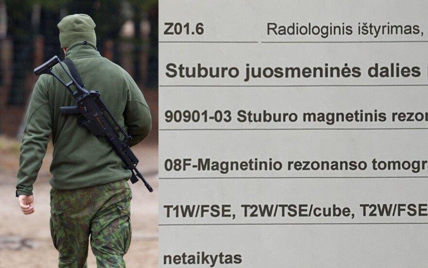 Призывник пришел в ужас от реакции армии на его здоровье: пусть об этом знает вся Литва