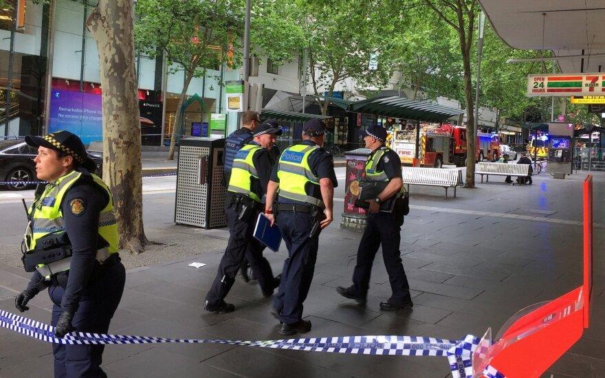Напавший на прохожих в Мельбурне был известен спецслужбам