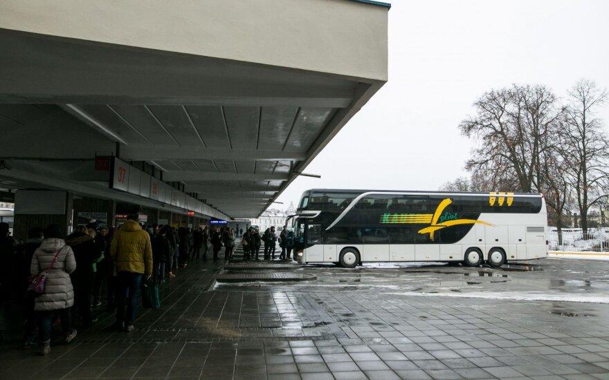 В истории приватизации Вильнюсского автовокзала – известные фамилии