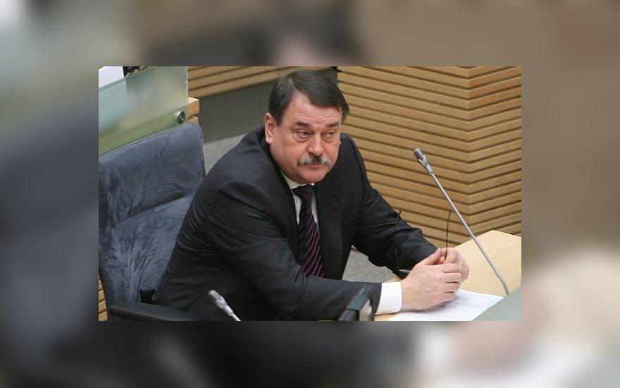 Tragedia w rodzinie posła na Sejm Leonarda Talmonta
