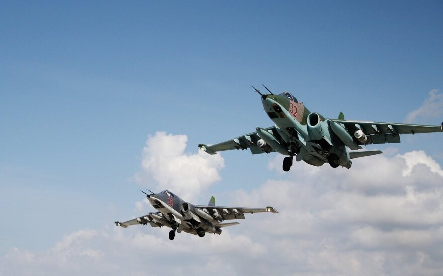 Великобритания: слова о разрешении сбивать самолеты РФ неточны