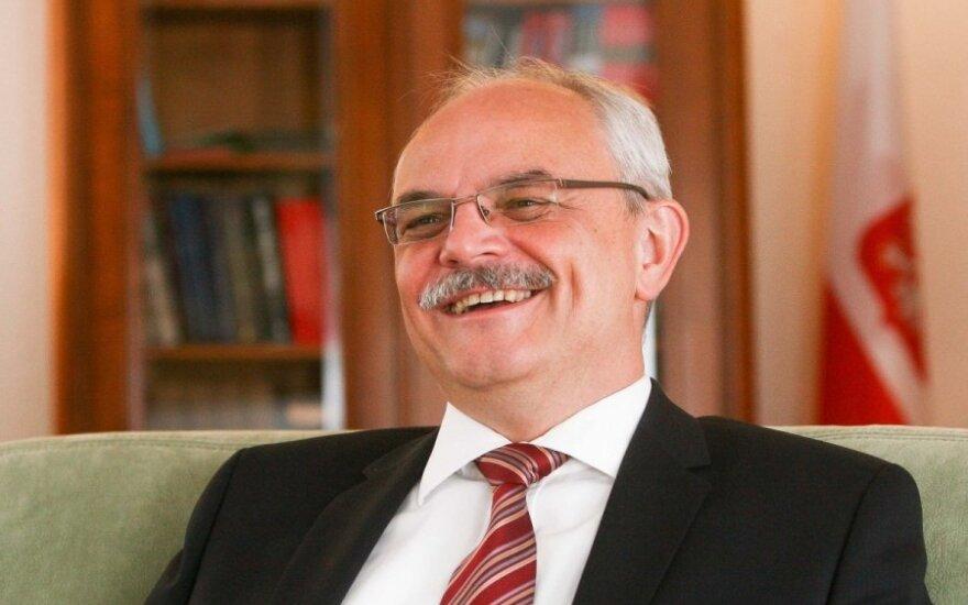 Życzenia urodzinowe od Ambasady RP w Wilnie