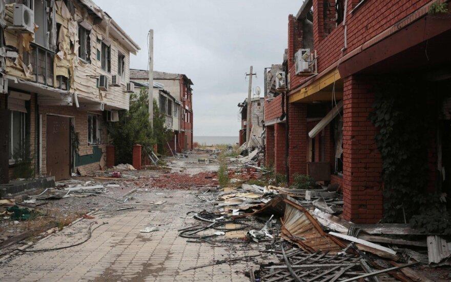 МИД Украины: за полгода жертвами войны в Донбассе стали более 400 мирных жителей