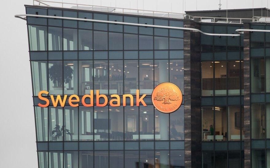 Прибыль Swedbank в прошлом году увеличилась до 119 млн евро