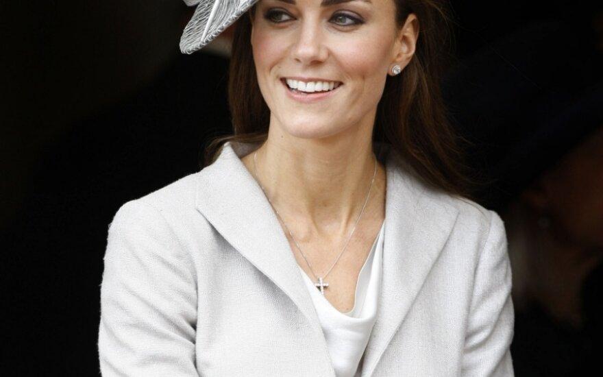 Шляпка Кэтрин Миддлтон понравилась модницам