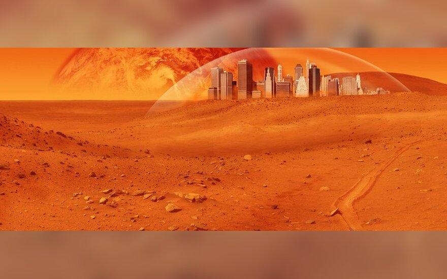 """Lot na Marsa: """"Powiedziano nam, że nie możemy na nic liczyć"""""""