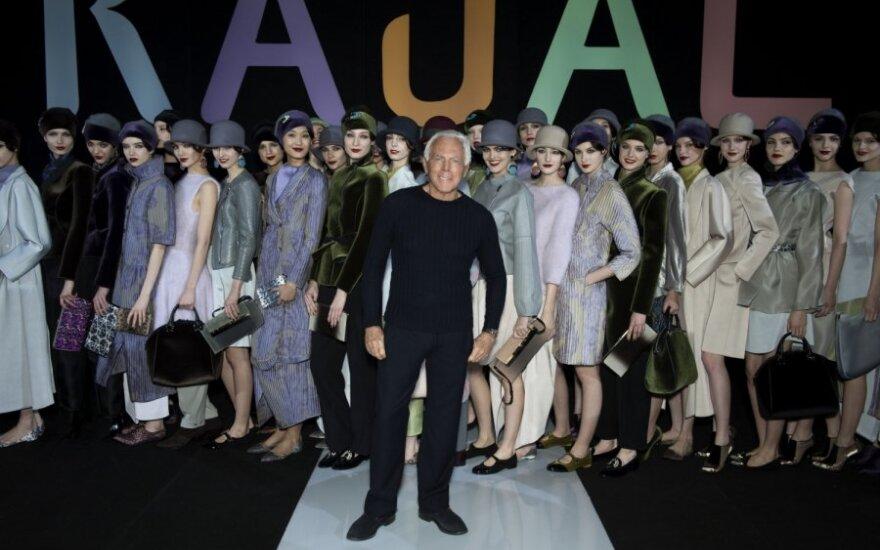 Модный дом Armani полностью отказался от использования натурального меха