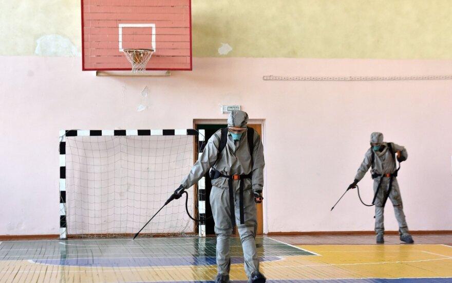 В Беларуси — 28681 человек с коронавирусом, умерли 160 человек