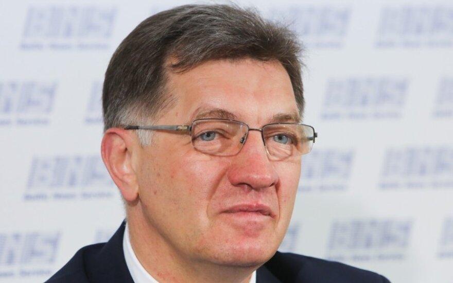 Премьер Литвы: новых налогов пока не будет