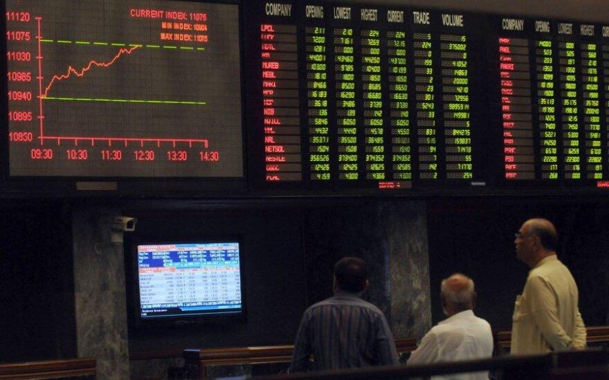 На российском фондовом рынке - обвальное падение