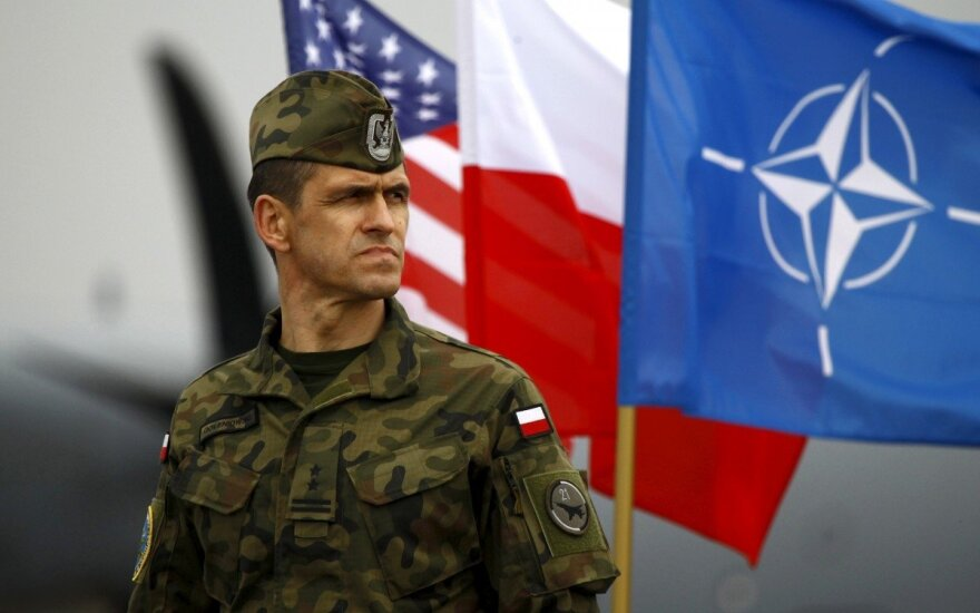 Celem Polski wzmocnienie obecności sił NATO na Wschodzie