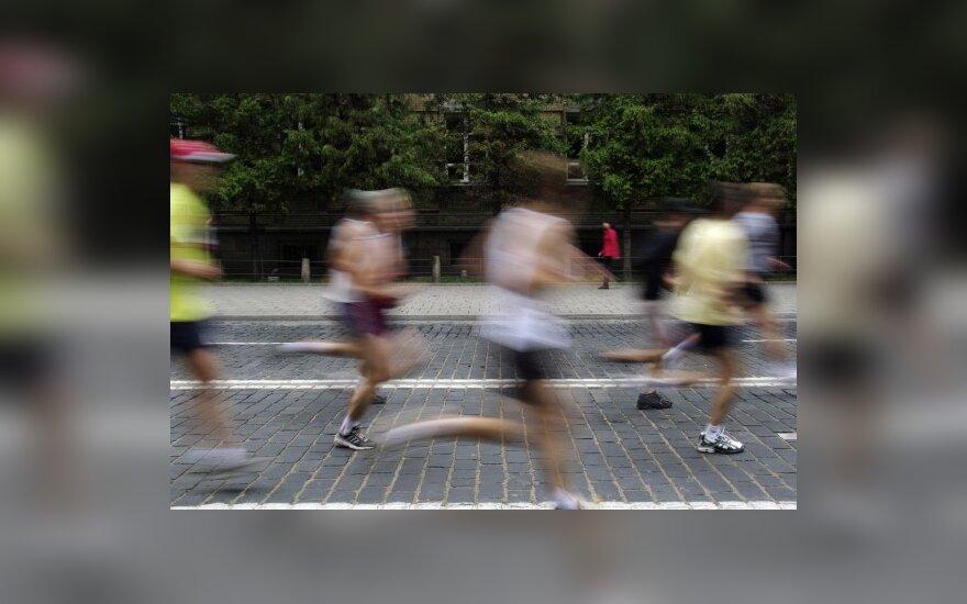 Ученые нашли причину высокой смертности среди марафонцев