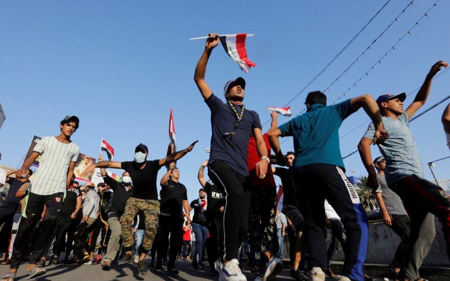 Protestas Irake