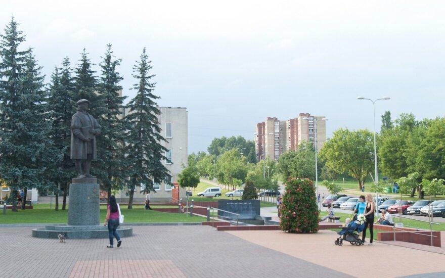 Город в Литве, где есть работа, но работать хотят не все