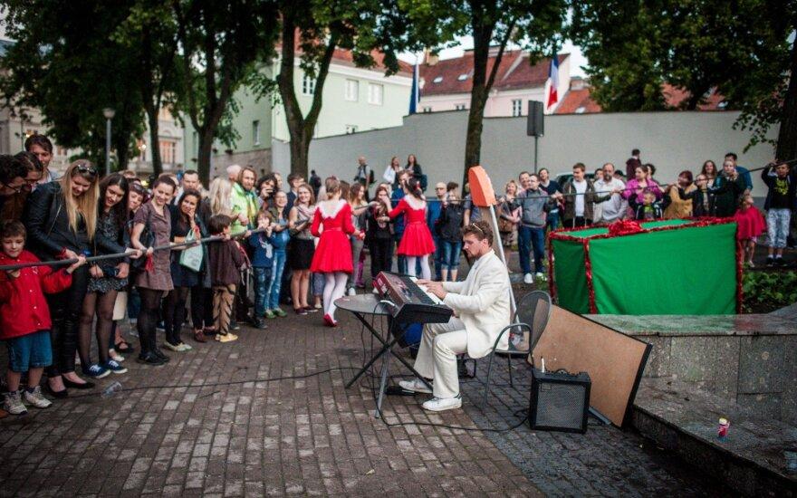 В Вильнюсе пройдет Ночь культуры