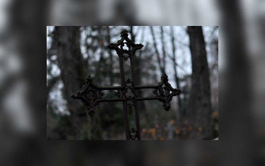 В Укмергском районе разорено кладбище