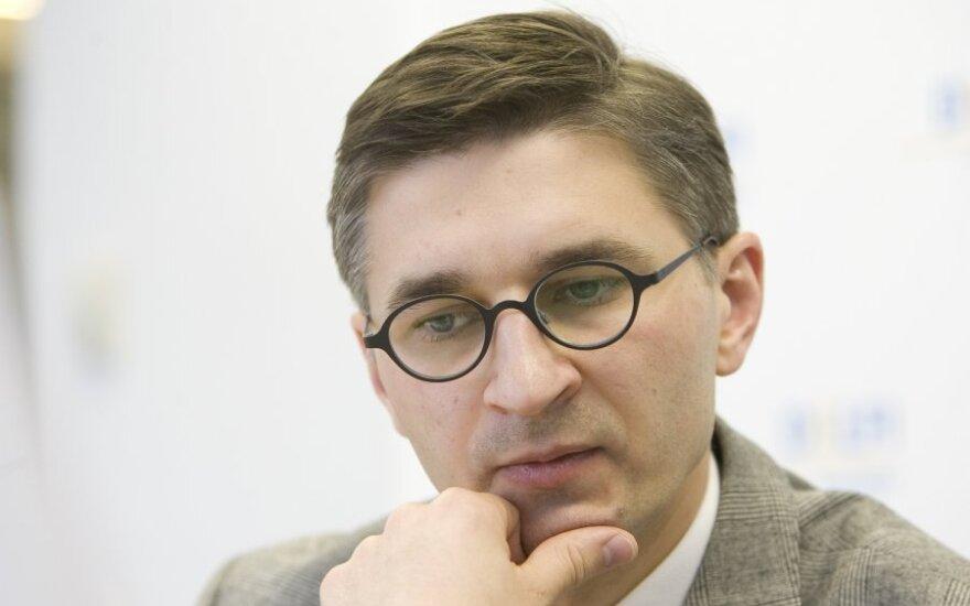 """Глава минэнерго Литвы: переговоры с """"Газпромом"""" ведутся конструктивно"""